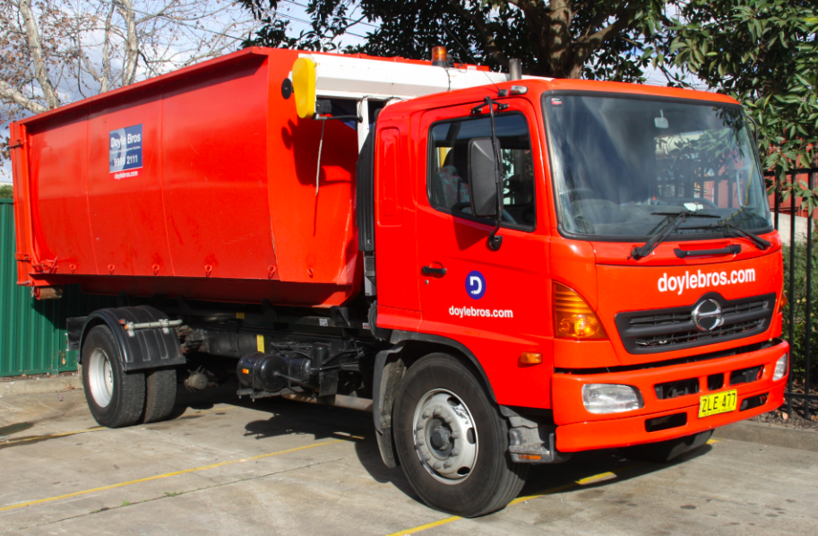 Rubbish removal sydney waste garbage recycling collection