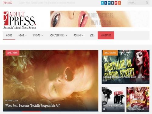 Adult Entertainment Digital Magazines